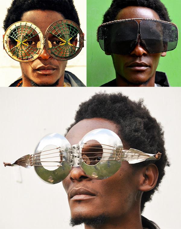 ユニークな眼鏡デザイン (11)