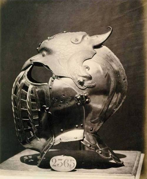 新生ローマ帝国 カール5世のヘルメット