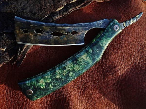 職人技によって作られた刃