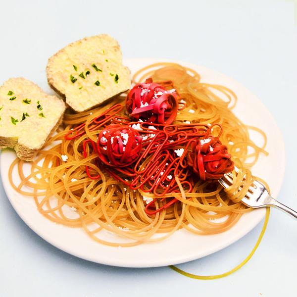身近にある物で再現した食品サンプル (7)