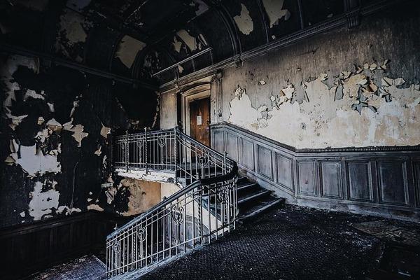 イギリスの廃墟画像 (9)