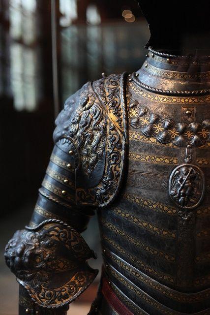 ミラノの鎧