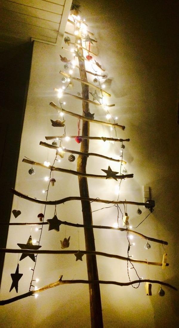 一味違ったちょっとクリエイティブなクリスマスツリー画像! (7)