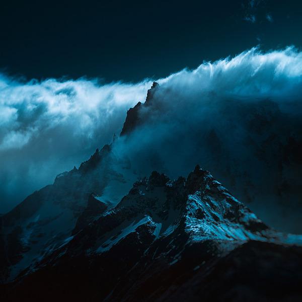嵐の大地パタゴニアの美しく雄大な自然風景写真 (10)