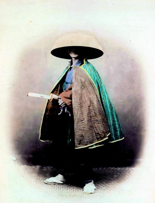ラストサムライ…!19世紀、明治時代の侍の貴重な写真 (5)