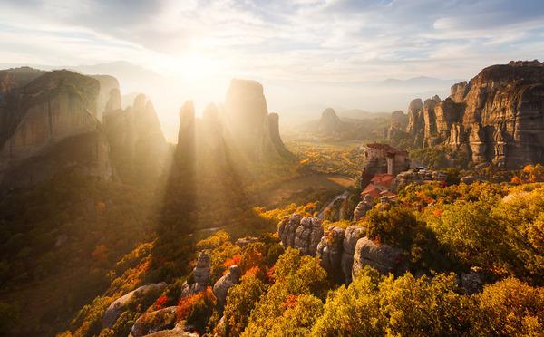 美しい風景と太陽!世界の日の出を撮り溜めてみた写真シリーズ (5)