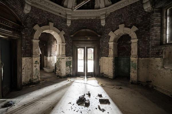 イギリスの廃墟画像 (19)