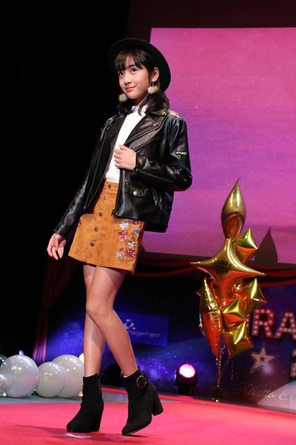 【画像あり】小学生ミスコン、グランプリは小学5年生の10歳美少女