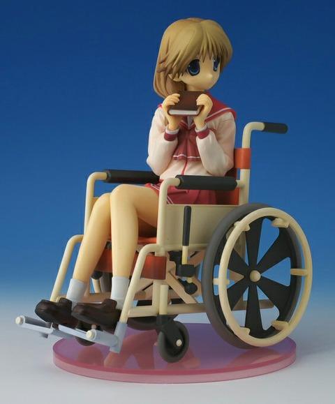 【悲報】身障者のフィギュア、発売される… (※画像あり)