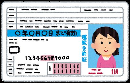 美人声優の小松未可子さんが真正面から修正無しの免許証写真を公開する (※画像あり)