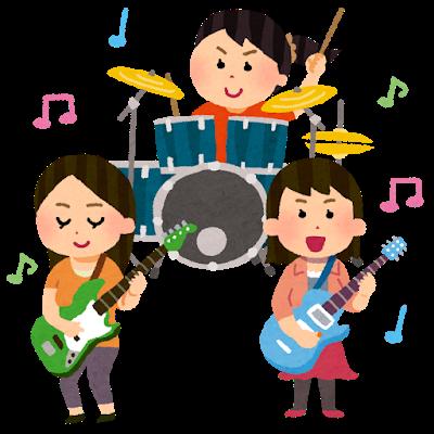 band_three_woman