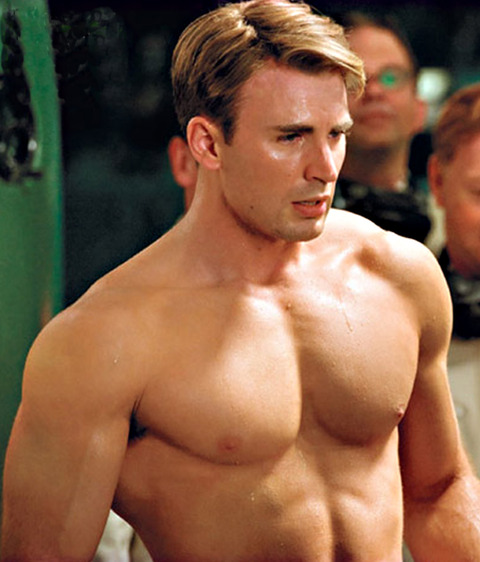 Chris-Evans-Workout