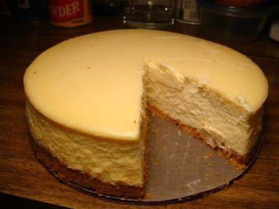 NYチーズケーキ中身