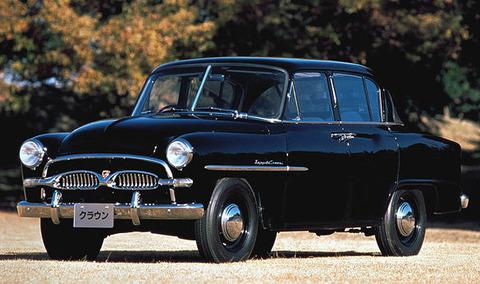 50~70年代の車が好きなんだが分かる奴いる (※画像あり)
