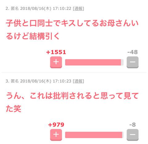 【悲報】辻希美、息子にキス→大炎上wwwwwwwwwwww
