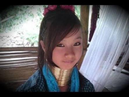 首長族の女の子って可愛いよね (※画像あり)