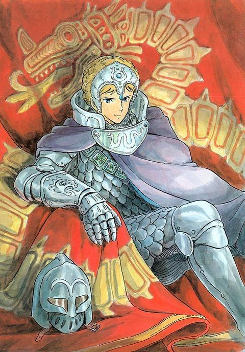 ナウシカのクシャナ姫