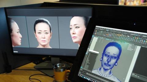 美空ひばり-ai-3D-作り方