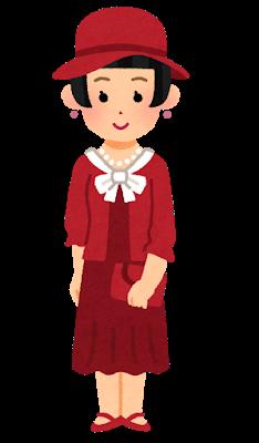 【悲報】大正時代の日本人のファッション、オシャレすぎてヤバイwwwxwwwxwwwxwww
