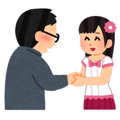 アイドルは握手会嫌がってる子多いらしいけどなぜ?
