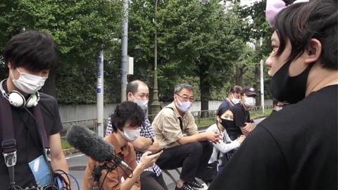 【炎上】竹内結子死去で自宅マンションに群がるマスコミに激怒  記者を撮影してさらす人も出現