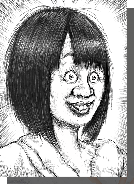 漫☆画太郎先生が「悠木碧」「竹達彩奈」「田村ゆかり」のイラストをお描きになられる (※画像あり)