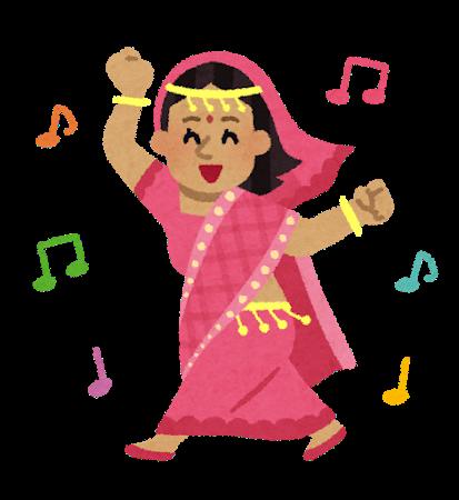 dance_india_woman