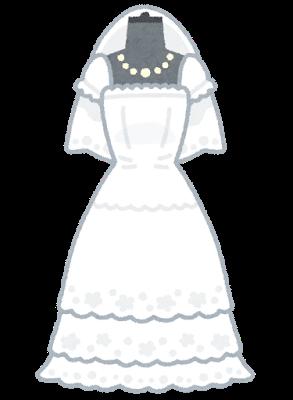 【画像】女さん、友人の結婚式にウェディングドレス風衣装で出席し炎上wwwwwwwwwwwww