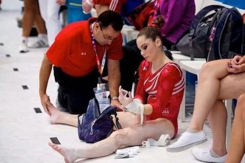 #MeToo アメリカの体操女子金メダルリストが明かす性的虐待「女性器を弄られた」