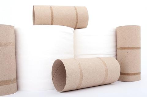 【朗報】早大生女さん二人組「性教育トイレットペーパー作りました!学校に配ります!」 (※画像あり)
