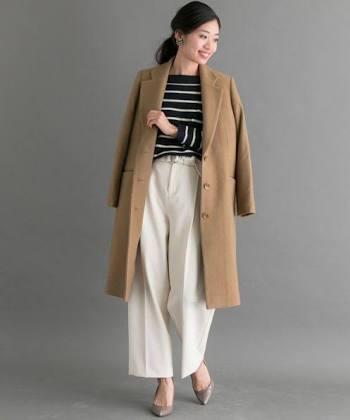 ジャケットやコートを袖通さずに着る女wwwwwwwww (※画像あり)