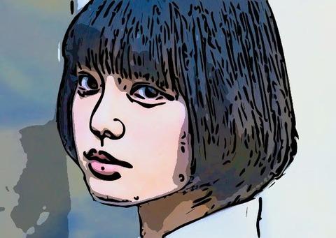 【画像】 日テレで欅坂平手友梨奈(17歳)が北川景子(32歳)に処刑されてしまうwwwwwwwwwww