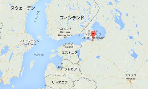 ロシアサンクト・ペテルブルグ