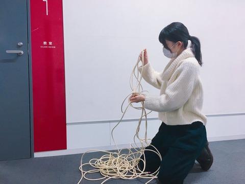 ミス理科大の鈴木りかさん、学祭の後片付けをする姿にグランプリのオーラがないと言われる (※画像あり)