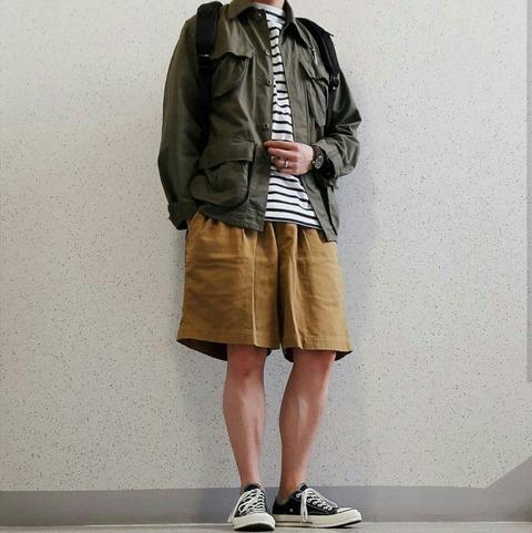 【画像】こんな感じのファッションしたいんだがどう思う?