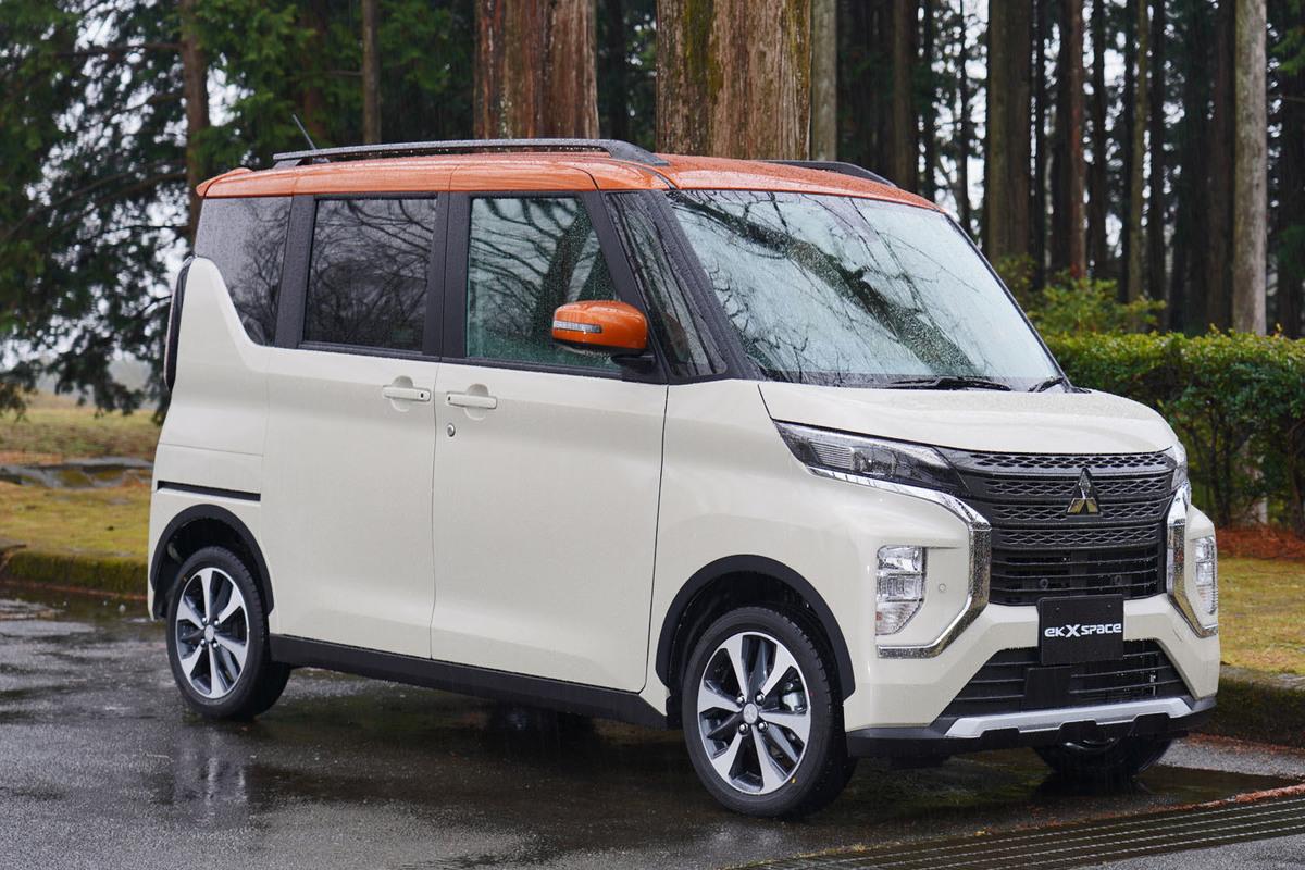 【速報】三菱自動車さん、無駄にカッコイイ軽自動車を発売!!N BOXとタント終了www