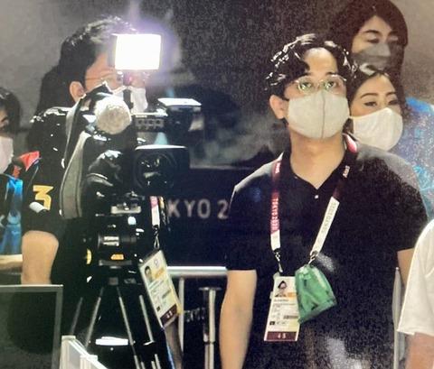 【画像】東京五輪卓球、伊藤美誠選手への韓国の妨害・・・