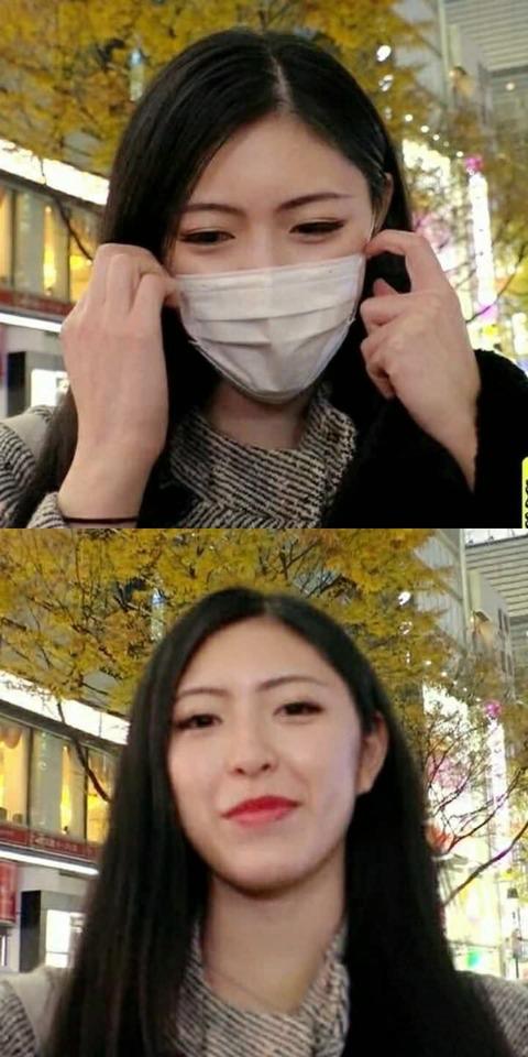 割と可愛いのにマスクしてる女って何考えてんの? (※画像あり)