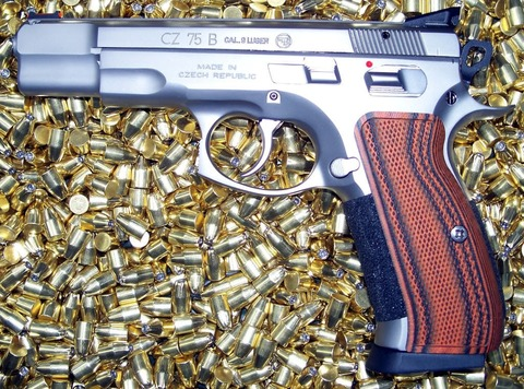 ハンサムな銃の画像
