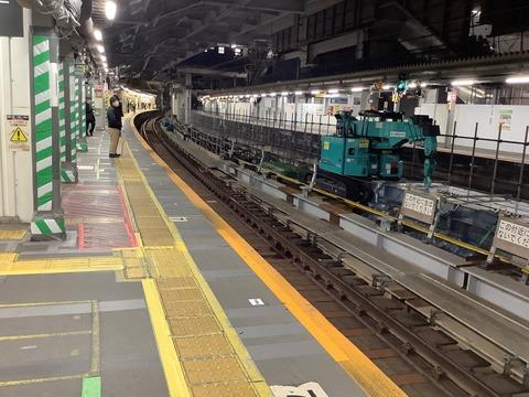 渋谷駅の工事すげえな (※画像あり)