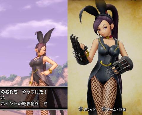 PS4版ドラクエ11のキャラクターが可愛すぎると話題に! (※画像あり)