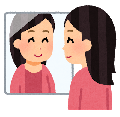 mirror_woman_smile