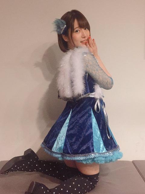 性優の内田真礼さん、興奮されたい欲に負けてセクシー写真をアップしてしまうwwwww (※画像あり)