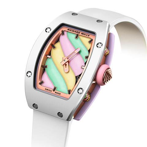 お前ら「腕時計はリシャールミルが最高峰」わい「ほーん、どんなのやろ」 (※画像あり)