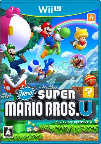 New スーパーマリオブラザーズ U