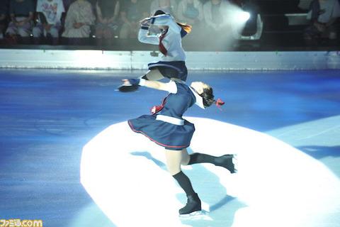 【朗報】艦これのスケートのイベント、悲壮感が凄いと話題に(※画像あり)