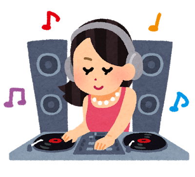 music_dj_woman