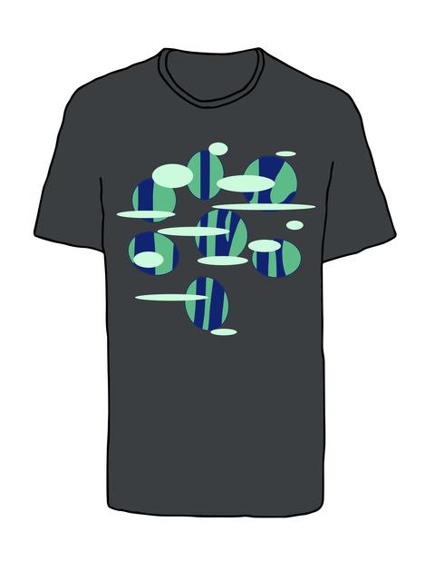 【画像】Tシャツのデザイン描いてみたから見てくれ