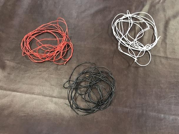 3色ケーブル