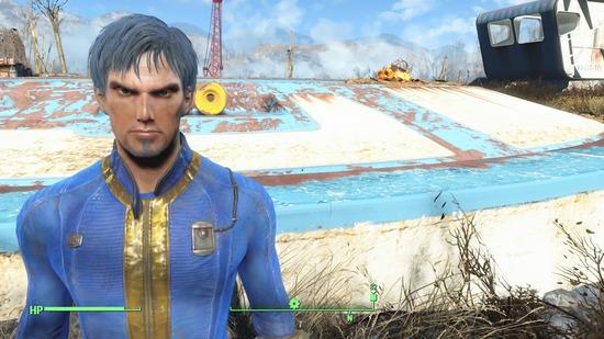 Fallout 4(フォールアウト4)男性4